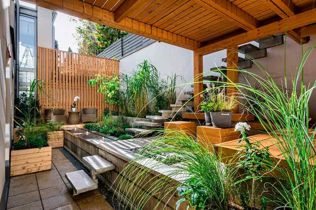 diseño terraza exterior plantarmadrid