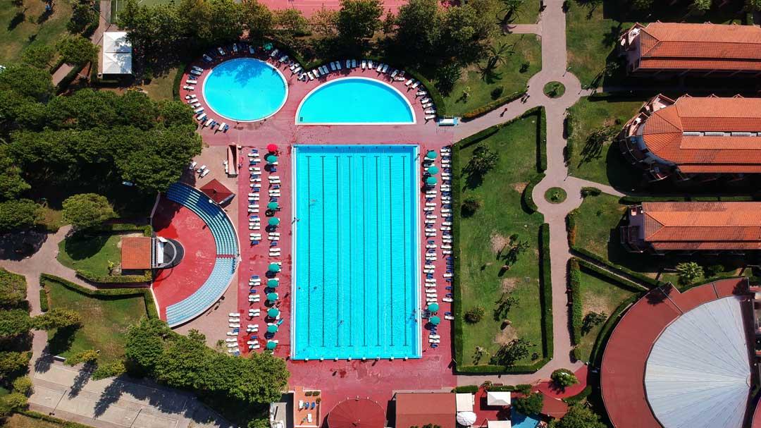 mantenimiento piscinas públicas