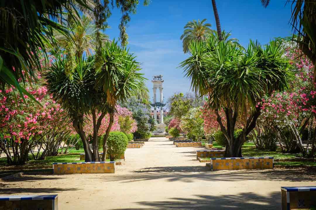 mantenimiento y cuidado de jardines históricos