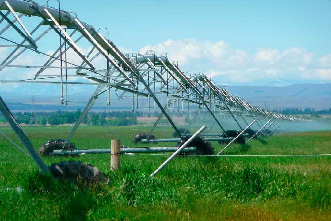 sistemas de riego agricolas